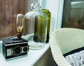 Coronet F-20 Camera Lamp - Vintage