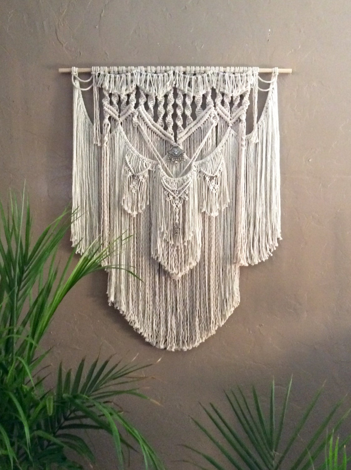 macrame large large macrame wall hanging tapestry woven wall by 5083