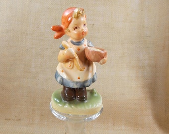 Collectible Napco Figurine, Vintage Figurine,  Ready to Ship Under 15