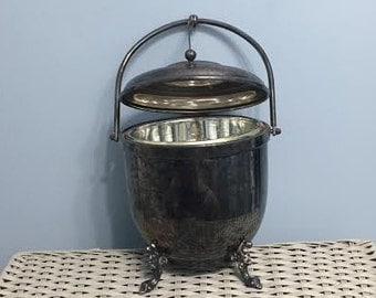 Art Deco Sheridan Ice Bucket
