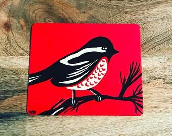 Sweet Red Bird