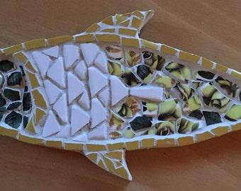 Handmade Mosaic Fish