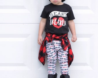 Heartbreaker Shirt, Future Heartbreaker, Little Heartbreaker, Baby Boy Clothes, Toddler Boy Shirts, Baby Boy Outfit, Boys Valentine Shirt