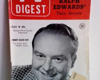 Pittsburgh TV Digest Magazine   June, 1953