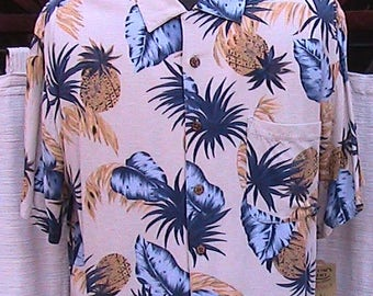 XL Vintage Hawaiian shirt