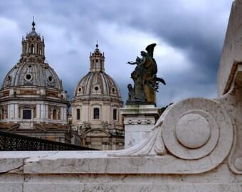 Roman architecture, Rome, Italy, Italian home decor, fine art photography, Italy photography, Rome art print, travel photography, wall art