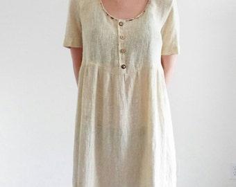 Vintage Earth Ragdoll Dress
