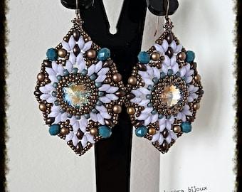 Earrings Esmeralda (Melissa Campagnolo)