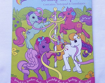 Vintage | My Little Pony | Writing Set | Compendium