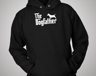 Bull Terrier DogFather Hoodie