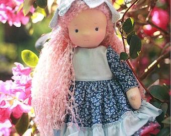 Waldorf doll Jasmine