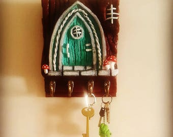Key Holder - Welcome to Fairy land