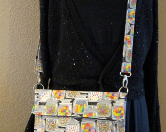 The Candy Store Crossbody Purse