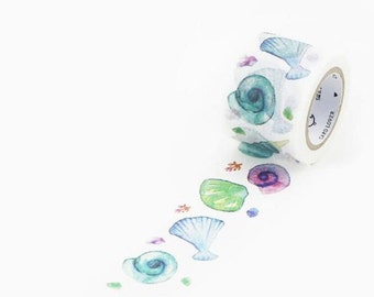 Wide Washi Tapes, Colourful masking tape,DIY,decorative,scrapbooking,sticker, planner, masking,Black Friday SALE