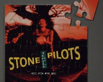 Stone Temple Pilots CD Cover Magnetic Puzzle