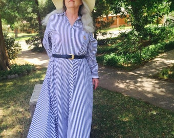 Vintage Ralph Lauren Shirtdress