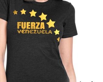 Fuerza Venezuela! Shirts  +Styles Available!
