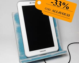 Wooden ipad stand, 33% off samsung dock, docking station ipad, tablet support