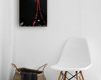 Eiffel Tower - Red