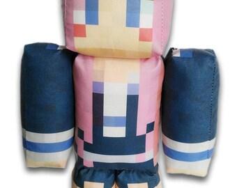 LDShadowLady Minecraft Plush Toy