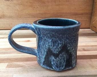 MUG SALE: Ceramic Mug / Wheel Thrown Stoneware Mug