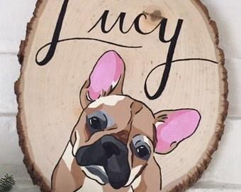 Custom Pup Sign