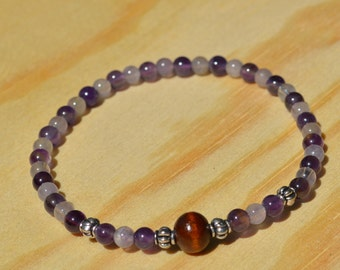 The Clear Minded Warrior Bracelet