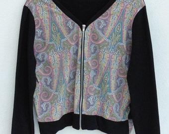 Vest woman T.L - fabrics, recycled & organic