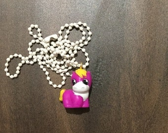 Squinkies Necklace - Howdy Hooves (Horse)