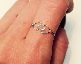 O-Ett Handmade Minimal Ethnic Ring
