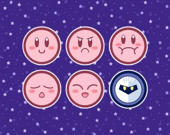 Kirby Pins