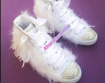 wedding converse bridal shoes bling converse wedding sneakers womens shoes wedding