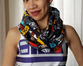 The Traveling Scarf - Star Wars Characters