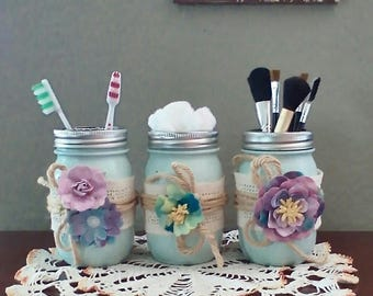 Bath/Vanity Set, Lavender Blue