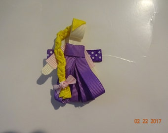 Rapunzel Hair Clip
