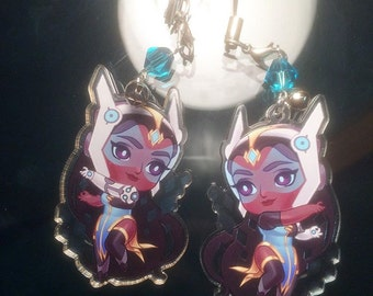 Symmetra double-sided charm