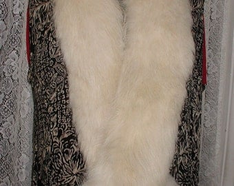 Blonde Fur Boa of Sheep Fur....Sheep Fur Boa