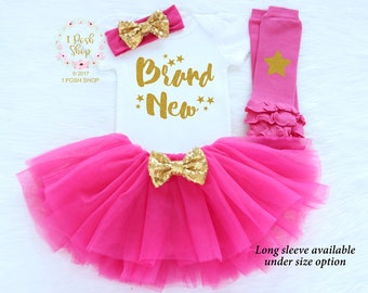 Baby Take Home Outfit Girl, Baby Girl Coming Home Outfit, Newborn Girl Coming Home Outfit, Baby Take Home, Infant Take Home, Brand New TH6