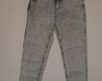 Vintage High-Waisted Lee Jeans