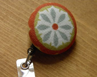 Badge Reel, ID holder, Retractable Badge Reel
