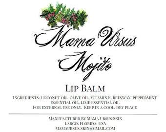 Mojito Lip Balm