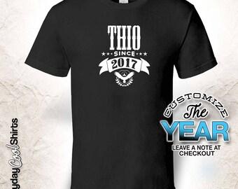 Thio Since (Any Year), Thio Gift, Thio Birthday, Thio tshirt, Thio Gift Idea,