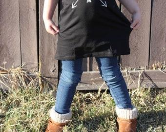 Camping Cross Arrows Tee / Hoodie - Baby, Toddler, Kids, Adult Shirt