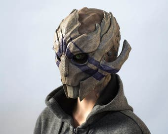 Vetra Nyx mask - Mass Effect Andromeda - female turian - Made to order, shipping worldwide!
