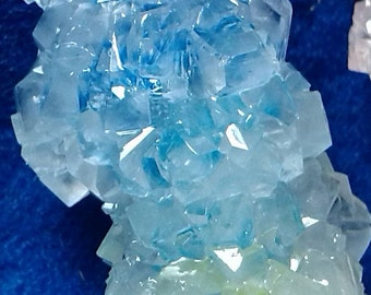 Rainbow Ombre Crystal Pendant