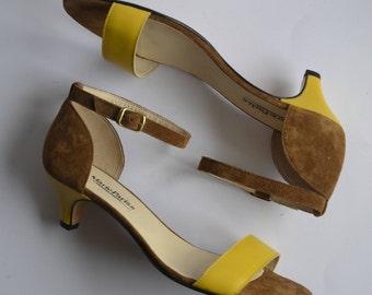 sandal vintage small heel