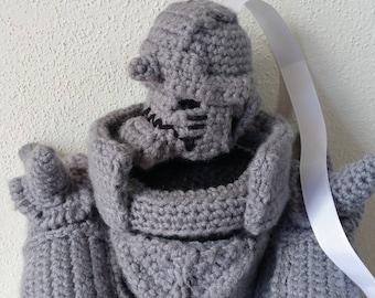 Alphonse Elric The Fullmetal Alchemist Crochet Pattern