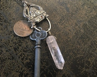 Talisman Necklace - One of a Kind - Ready to ship