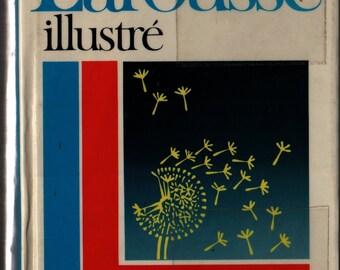Petit Larousse Illustre Grand Dictionnaire Encyclopedique - 1987 - Vintage Book
