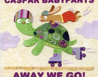 Caspar Babypants- Away We Go